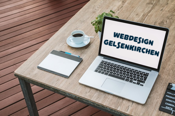 Webdesign Gelsenkirchen